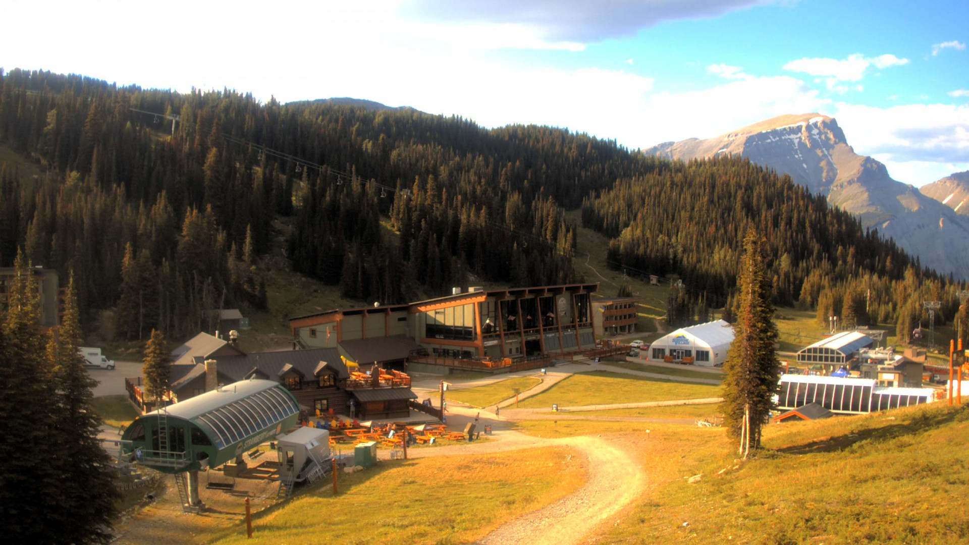 Sunshine Village Webcam 3