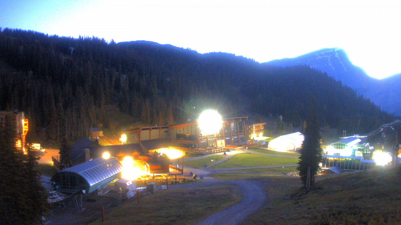 webcam Sunshine Village 4