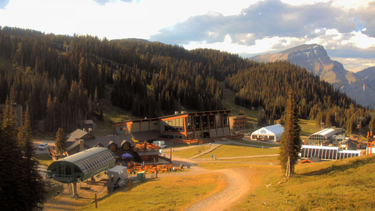 Sunshine Village Hotel Cam