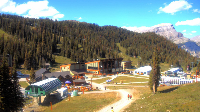 Sunshine Mountain Lodge Cam