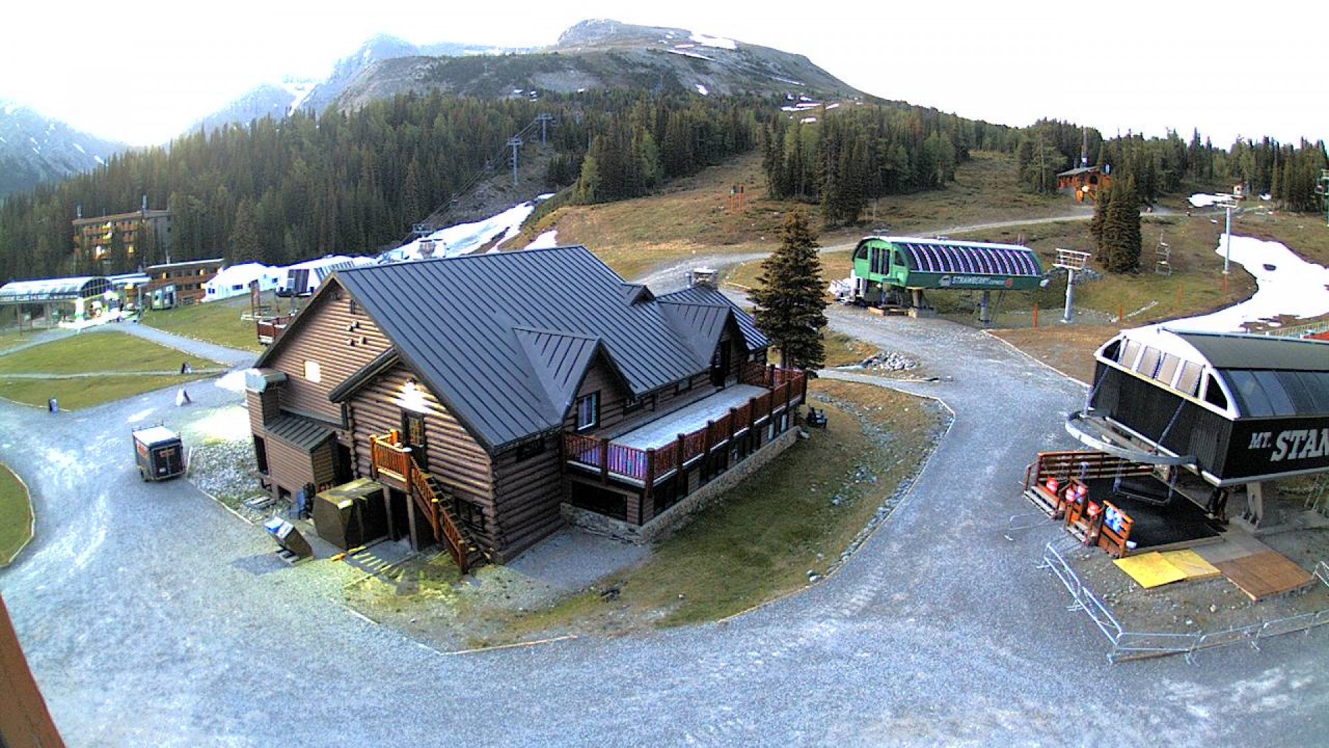 Sunshine Village Webcam 2