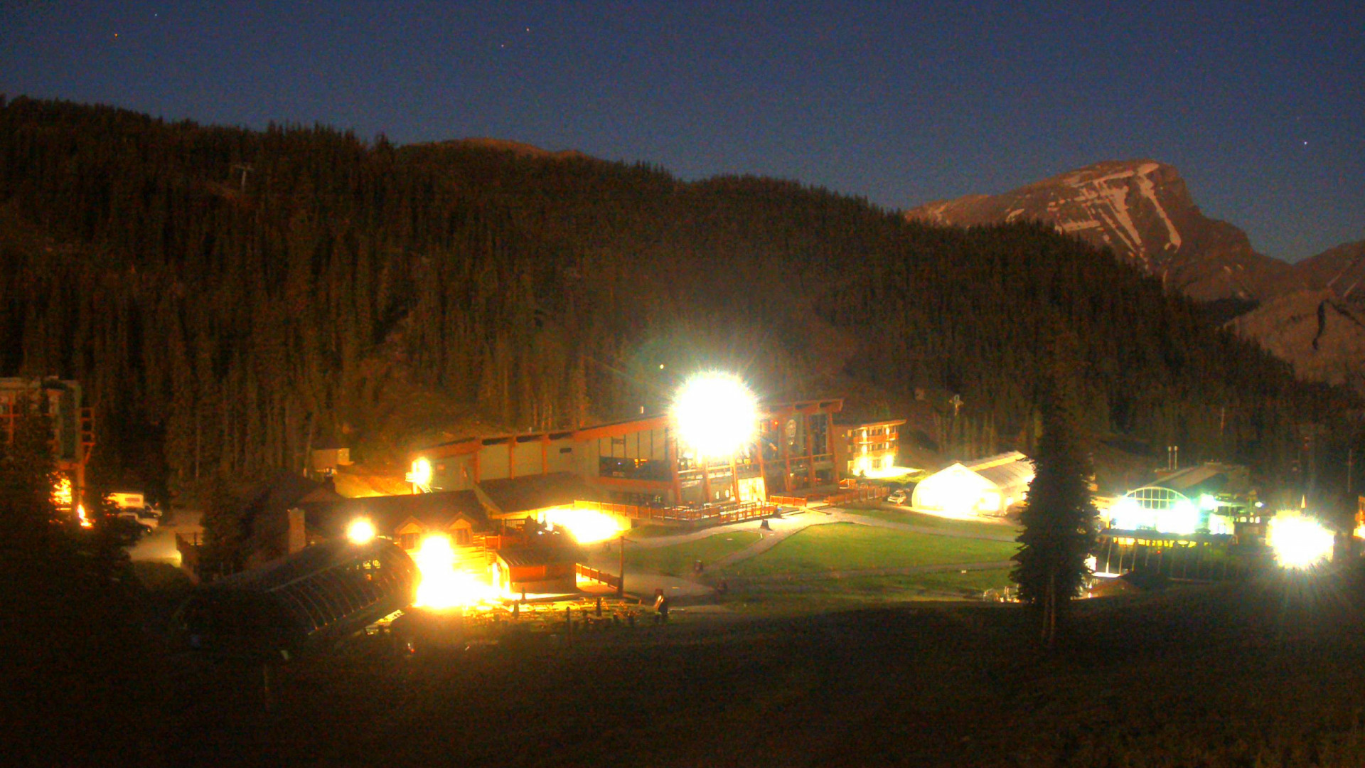 Webcam Sunshine Village